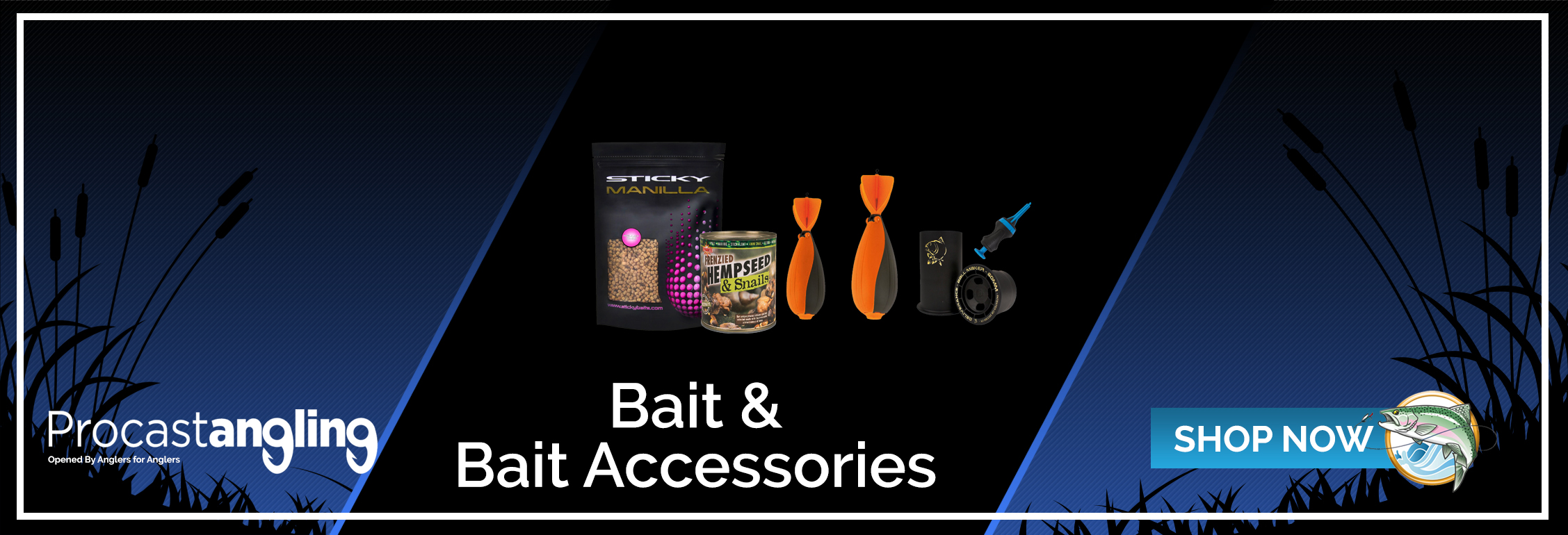 BAIT & BAIT ACCESSORIES