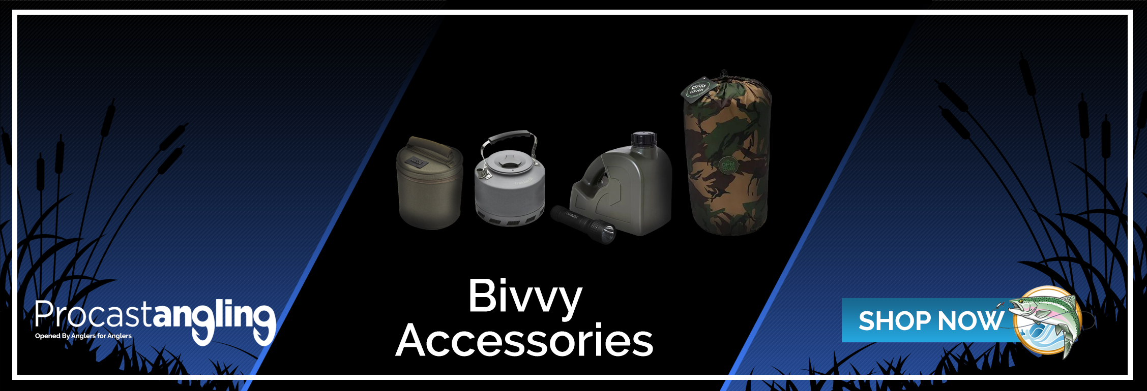 BIVVY ACCESSORIES