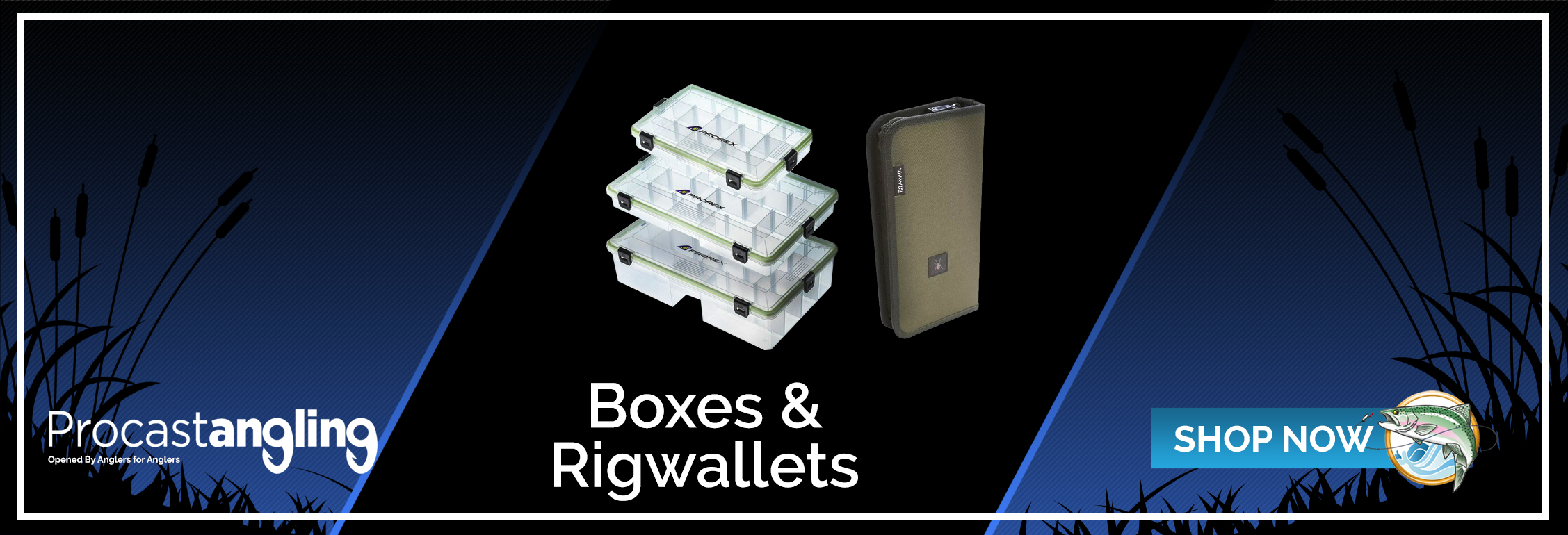 BOXES & RIGWALLETS