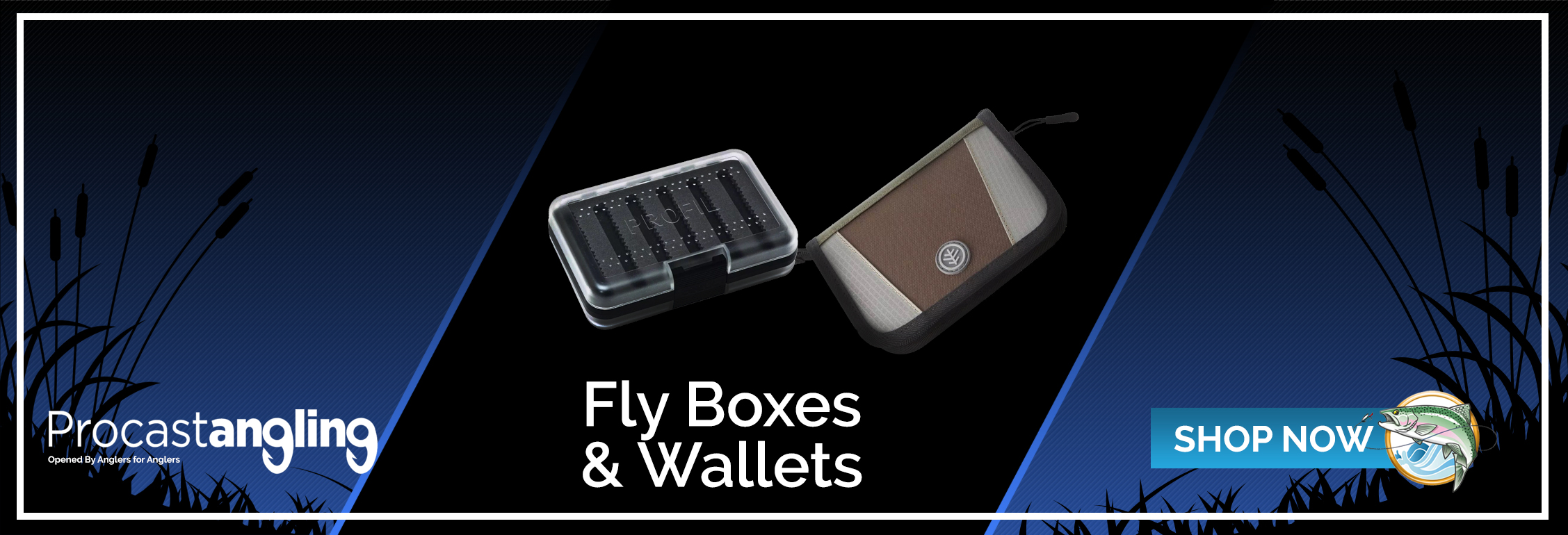 FLY BOXES & WALLETS
