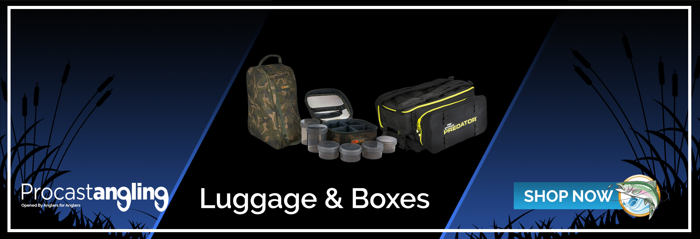 LUGGAGE & BOXES