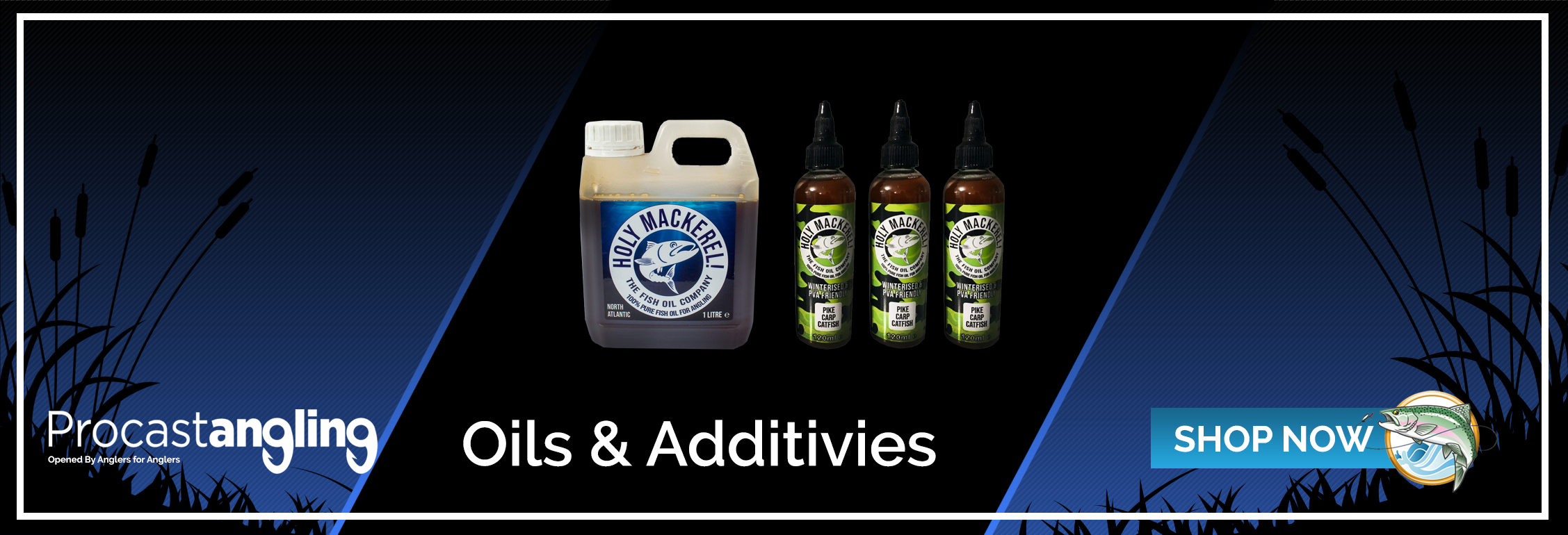 OILS & ADDITIVIES