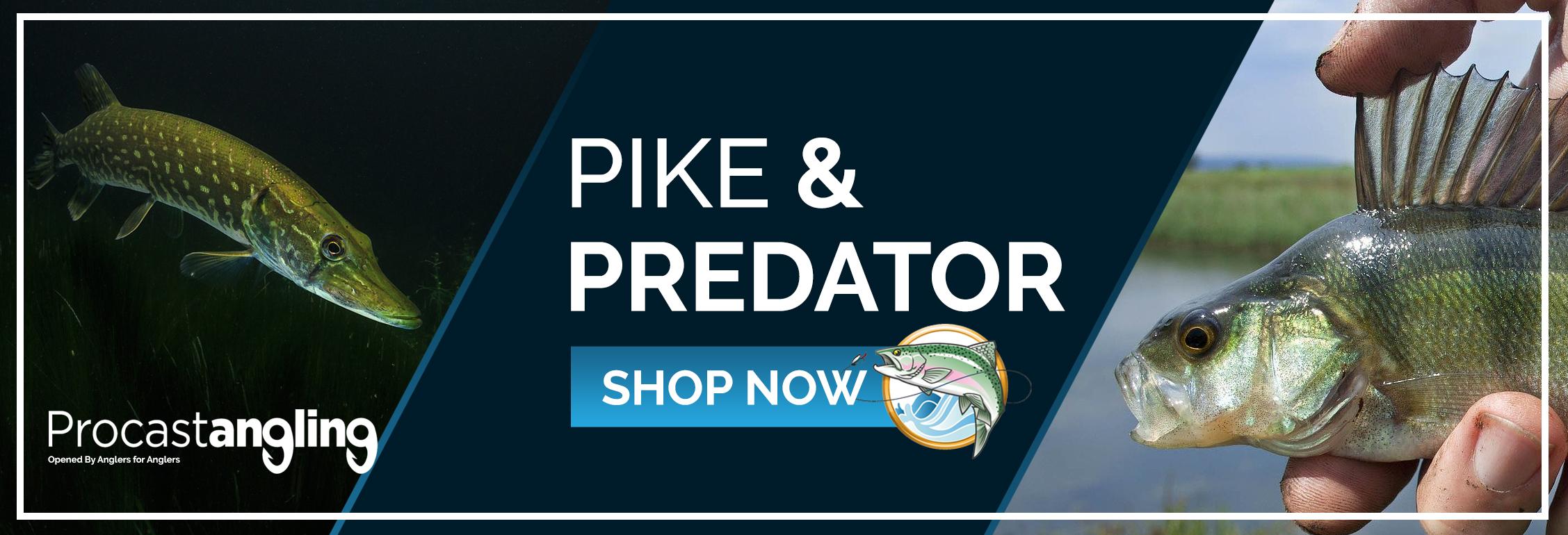 Pike & Predator