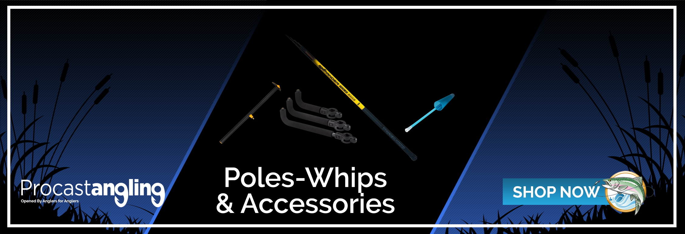 POLES-WHIPS-ACCESSORIES