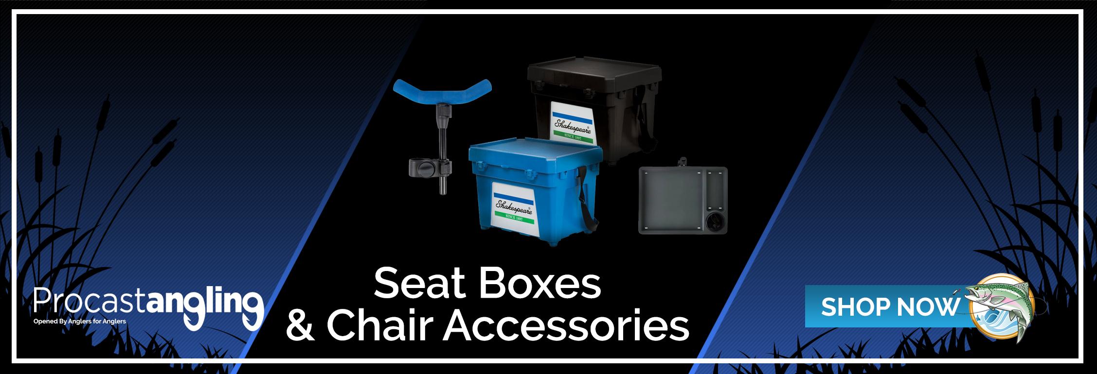 SEAT BOXES & CHAIR ACCESSORIES