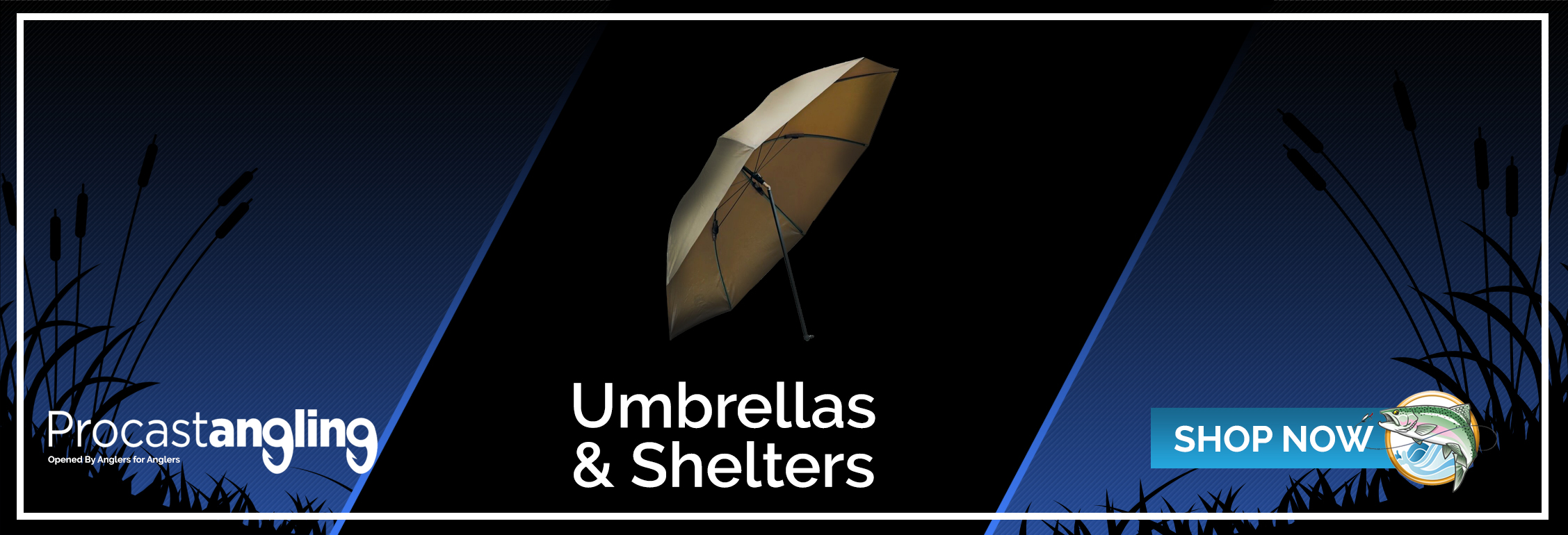 UMBRELLAS & SHELTERS