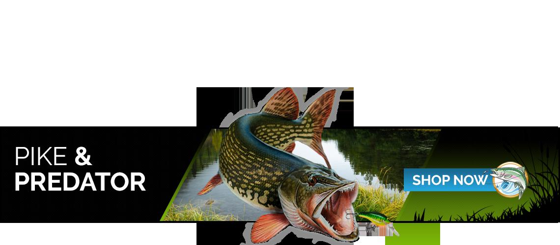 Pike and Predator